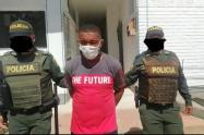 Policía Nacional Captura  a presunto homicida en San Onofre,Sucre