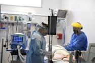 La ocupación hospitalaria aumentó