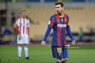 Lionel Messi, Barcelona 2021