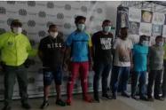 Policía Nacional en Sucre da contundente golpe a estructuras del Clan del Golfo