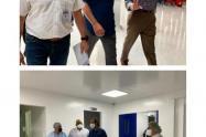 Supersalud visitó hospitales intervenidos en Córdoba y Sincelejo para verificar  avances
