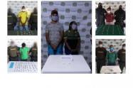 Por el delito de Tráfico ,Fabricación o Porte de Estupefacientes fueron capturadas seis personas en diferentes municipios del departamento de Sucre