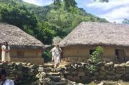 los líderes de la comunidad Kogui aseguran piden  a las autoridades extremar medidas