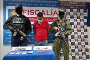 Gaula Militar Sucre Captura a  extorsionista en Sincelejo