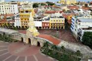 Alcalde de Cartagena modificó toque de queda nocturno