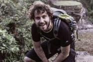 Borja Lázaro, ciudadano español desaparecido en La Guajira.