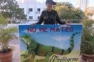 Policía Ambiental y Ecológica de Cartagena
