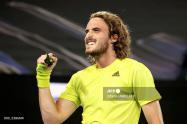 Stefanos Tsitsipas, tenista griego