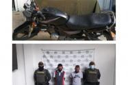 Por  porte ilegal de arma de fuego y hurto calificado,capturadas dos personas en Sincelejo;Sucre