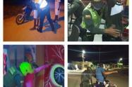Policía Nacional en el departamento de Sucre, hace balance  del comportamiento ciudadano en torno al tema de la pandemia  generada por el coronavirus.