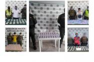 Por el delito de ejercicio ilícito de actividad monopolística de árbitro rentístico fueron capturadas varias personas, en distintos municipios del departamento de Sucre.
