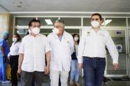 Vacunación contra el covid-19 en Bolívar