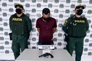 Capturado delincuente en Arjona