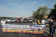 Concesión Vial  negó solicitud del alcalde de levantar las talanqueras en los peajes de Cartagena