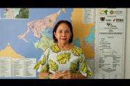 Olga Acosta, Sec. de Educación de Cartagena