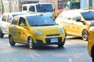 Inicia rotación del Pico y placa para taxis en Cartagena