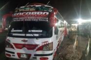 Buses de Socorro regresan gracias a Acción Popular
