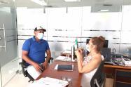 En diálogo con Viviana Rojas Molinares, directora de ICBF seccional (Bolívar).