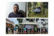 Abatido alias 'Cholo', cabecilla de subestructura del 'Clan del Golfo' en Sucre, vinculado a homicidio colectivo y asesinato de policías