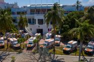 Son 39 las nuevas ambulancias entrarán en funcionamiento para el departamento