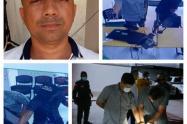 Cayó Alias ´Tres pelos´ presunto delincuente integrante de una banda   delincuencial
