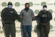 El capturado se hacía pasar por miembro de un grupo ilegal