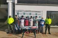 """""""Los Pingui"""" dedicada al expendio de drogas en pequeñas cantidades en el municipio de Mahates"""