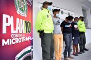 Delinquían en los barrios Chiquinquirá, Olaya Herrera y la Villa Olímpica