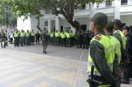 Patrulleros de Policia Nacional