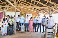 Representantes Wayuu celebraron esta iniciariva
