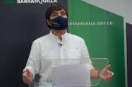 Alcalde Jaime Pumarejo