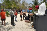 Suspenden Fiesta ilegal y cierra hotel en Islas del Rosario