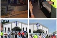 Capturados nueve presuntos integrantes del Clan del Golfo en Sampues,Sucre