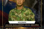 Los uniformados heridos fueron llevados a un centro asistencial en Valledupar