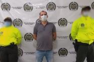 Tenía orden de captura por secuestro simple, hurto y porte ilegal de armas de fuego en Fundación