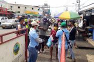 Restricciones por Covid 19 en Cartagena