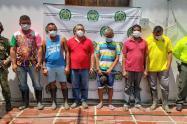 """Policía dio Certero golpe a la delincuencia, desarticulado grupo común organizado """"los care toros"""""""