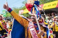 Carnaval de Barranquilla.