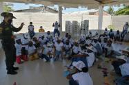 Cerca de 80 niños y niñas se venefician
