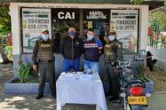 Tras una persecución policial y plan candado fueron neutralizados