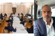 Reunión que hoy se adelanta en la sede de la gobernación de Cundinamarca