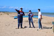 Operadores Turísticos activan las actividades en playas del corregimiento