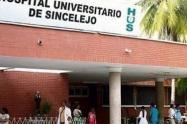 Hospital Universitario de Sincelejo continuara intervenido por un año mas: Supersalud