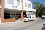 Murió en el Hospital Universitario del Caribe
