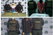 Por transportar coca fueron capturadas tres personas en Morro y Sincelejo