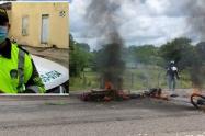 Tres personas muertas y una herida es el resultado de dos siniestros viales ocurridos ayer en Sucre