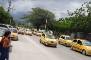 Regresa el pico y placa y se flexibiliza los horarios de toque de queda en Santa Marta