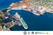Puerto de Santa Marta trabaja de la mano del Gobierno de los Estados Unidos