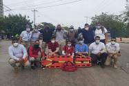 Grupo Especial de Apoyo de Barranquilla.