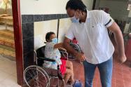 Secretaria de Participación atiende más de 150 adultos mayores en Cartagena
